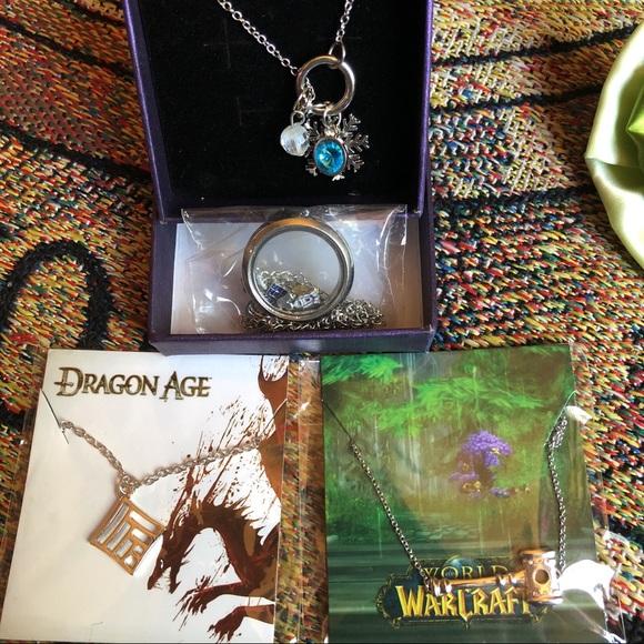 jewelry misc nerdy fandom accessories bundle poshmark